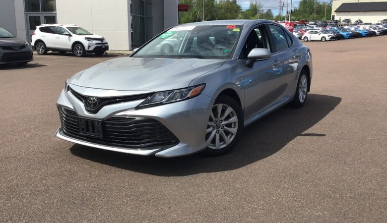 How much is Toyota Camry in Nigeria